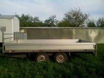Trailer remorca /apicola 2700kg