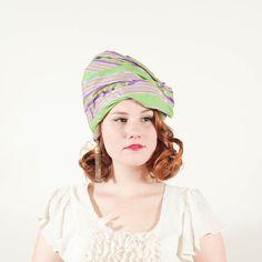 rare antique 1910s Arabian Nights turban