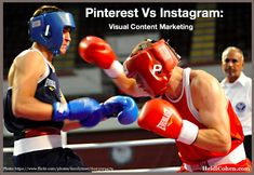 Pinterst v.s Instagram:視覺內容行銷 ,社群行銷,行動行銷應用,行動商務網站-MobiBizs行動商機王