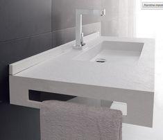 lavabo corian - Google Search