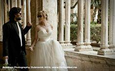 Wedding inspiration for wedding in Croatia 2014, Dominican Monastery Dubrovnik, Croatia