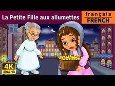 La Petite Sirène - histoire pour s'endormir - contes de fées en français - French Fairy Tales - YouTube