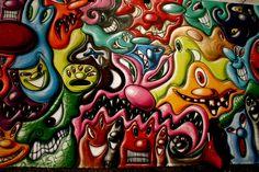 Image result for Kenny Scharf art