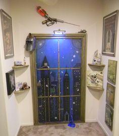 Bioshock wall diplay | Flickr - Photo Sharing!
