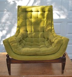 Cool chair!