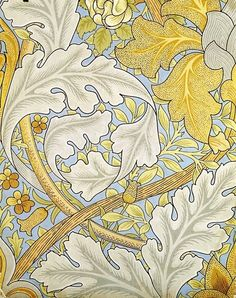 ca 1880 wallpaper pattern. A Must Have Designer - if you are to do this style justice! William Morris