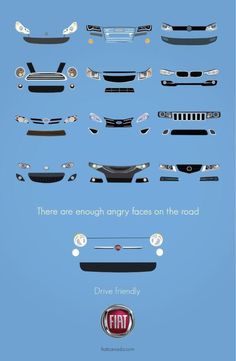 fiat 620x950 80 Ultra Creative, Clever & Inspirational Ads