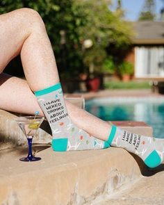 #funnysocks #happyhour Funny Cocktails, Fit Women, Black Women, Sandals Outfit, Funny Socks, Adidas Sport, Crazy Girls, Happy Socks, You Funny