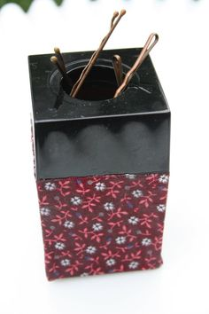 Use paperclip holder as a Bobby Pin holder!