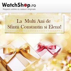 La multi ani tuturor celor care astazi isi sarbatoresc onomastica!  https://www.watchshop.ro/promotii/campanie/547/