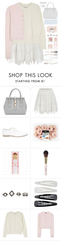 """Romwe 5"" by scarlett-morwenna ❤ liked on Polyvore featuring Alexander McQueen, Charlotte Russe, Forever 21, Monki and vintage"