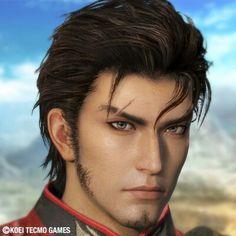 Xu Sheng Dynasty warriors 9 new character