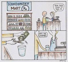 LOL #homeopathy