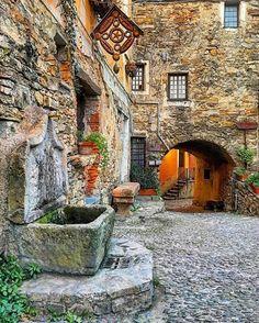 Colla Micheri, Andora, Liguria