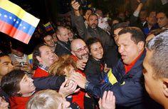attilio folliero: Hugo Chávez a Milano (17/10/2005)