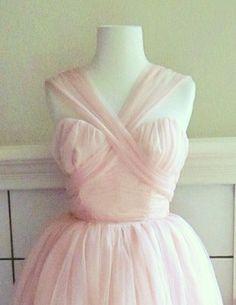 ....sheer pale pink....