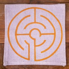 63 Best Prayer Tables Images Labyrinth Maze Labrynth Godly Play