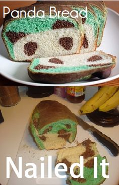 Panda Bread Fail