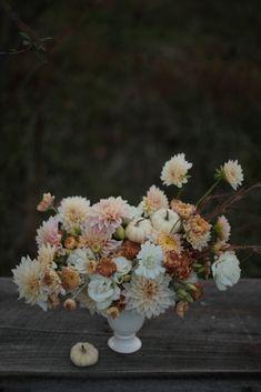 Backyard Bouquets {10.30.14}    Designed by Love 'n Fresh Flowers