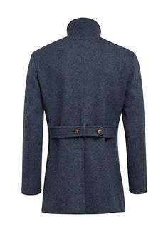 Blue Peacoat J288 | Suitsupply Online Store