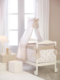 Mi Primavera - Finest childrens clothing: baby, girl & boy - Nursery and Accessories Baby Bedroom, Nursery Room, Girls Bedroom, Ideas Habitaciones, Deco Kids, Bebe Baby, Baby Presents, Baby Decor, Girl Room