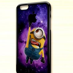 minions nebula on apple logo P01 for iPhone Case, Samsung Galaxy Case, Blackberry Case, HTC Case, Sony Case – Best Buy Product