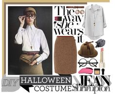 """Halloween"" by bosspresident ❤ liked on Polyvore"