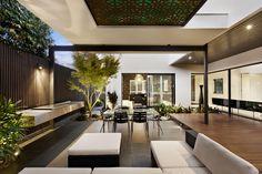 indoor-outdoor-house-design-with-alfresco-terrace - Home Decorating Trends - Homedit