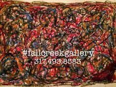 Fine art pop-impressionism oil pastels by Julie Hollis resident artist @ Fall Creek Gallery #fallcreekgallery #pastels #artist #popimpressionism #juliehollis