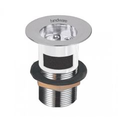 Hindware Waste Coupling 32 MM (Half Thread) In Chrome (F850001)