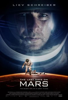 The Last Days on Mars(2013)邦題・・ラスト・デイズ・オン・マーズ