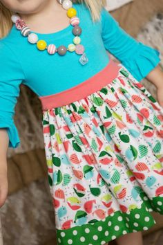 Original Girls Clothing handcrafted in America | Toddler | Babies