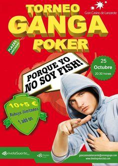 "Torneo de Poker ""Ganga"""