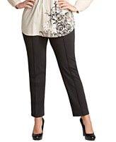 Women's Plus Size Pants - Macy's Plus Size Sale, Plus Size Pants, Skinny Legs, Capri Pants, Shorts, Stuff To Buy, Fashion Design, Shopping, Women