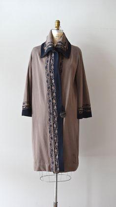 reserved....Audley Street coat vintage 1920s coat by DearGolden