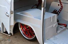 The racing bugler! Blog do Lacombe: Kombi Subaru 'japonesa'!