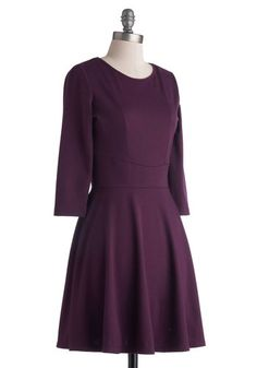 Currant Event Dress, #ModCloth