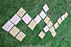 Suzie's Home Education Ideas: 25+ multisensory activities for learning words with flashcards