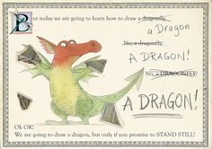 Credit: Emily Gravett It's the last How to draw... of 2011 and it's an absolute cracker! Award-winning illustrator, author and dragonophile ...