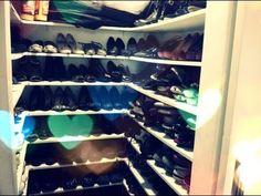 """Oi meninas, tudo bom? Hoje vou responder a """"TAG: Confissões de uma viciada em sapatos""""! Quem não ama sapatos, né? httpvh://www.youtube.com/watch?v=E8RnVLnW8RE&feature=youtu.be Perguntas: 1) Saltos ou rasteiras? 2) Qual o..."""
