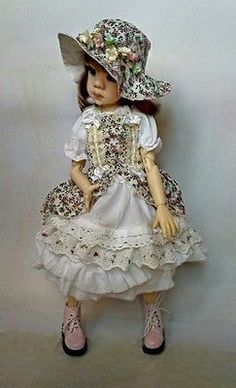 OOAK-set-for-Kaye-Wiggs-dolls-Outfit-6-elements-set-for-MSD-BJD-Kaye-Wiggs-43cm