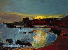 Seascape by Joan Eardley