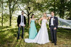 Hochzeit mit Freunden