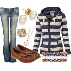 """""""Hello, Sailor"""" by qtpiekelso on Polyvore"""