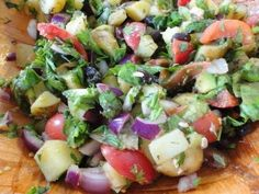 Shake and Serve Italian Style Potato Salad: A Family Tradition  by moonwatcher on September 13, 2013 [Pin It] 	 122  Shake and Serve W...