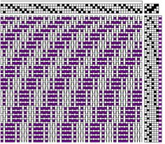 Flowing Curves: Overshot and Weaving as Overshot Weaving Designs, Weaving Projects, Weaving Patterns, Diy Projects, Tablet Weaving, Weaving Art, Loom Weaving, Dobby Fabric, Dobby Weave