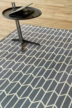 Geo Chevron Grey: X metres. Please note that, as these printed rugs are mad. My Workspace, Indoor Outdoor Living, Floor Decor, Rugs On Carpet, Carpets, Rug Making, Interior Inspiration, Color Splash