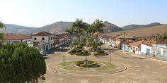 Santana dos Montes, uma cidadezinha a 130 quilômetros de Belo Horizonte. Cheia de hotéis-fazenda e pousadas românticas, uma ótima opção para descansar em Minas Gerais.