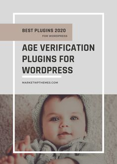 Age Verification Plugins for WordPress