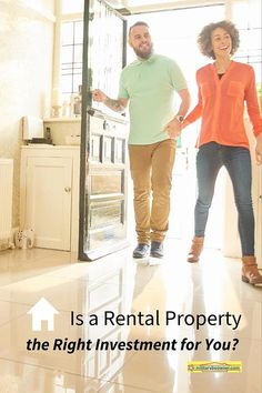 Real estate is a fantastic investment option. But is it for you? Let's examine what you need to consider before investing in a rental home. #realestate #landlord #realestateinvesting #militarylandlord
